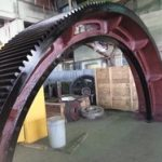 Girth GeaR for Rotary Kiln Sponge Iron and Cement Manufacturers, Spares, Exporters, India and Out of India